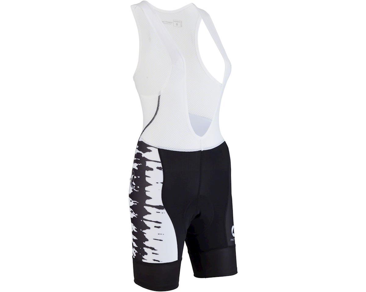 All-City Wangaaa! Women's Bib Short (Black/White) (XL)