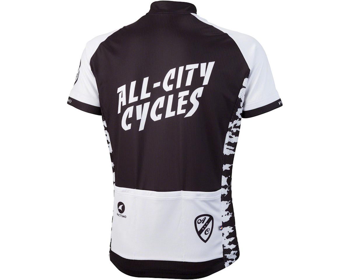 All-City Wangaaa! Men's Jersey (Black/White) (M)