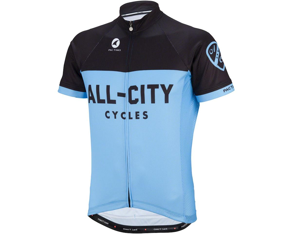 All-City Classic Men's Jersey (Blue/Black) (S)