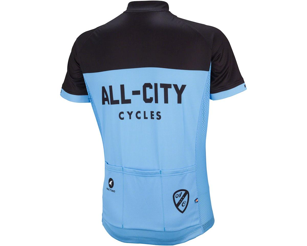 Image 2 for All-City Classic Men's Jersey (Blue/Black) (S)