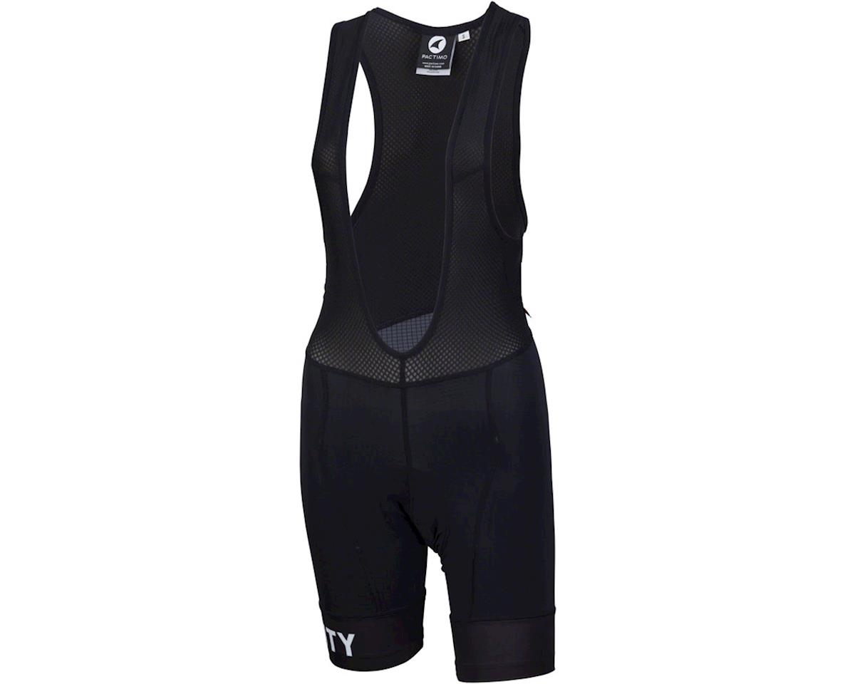 Image 1 for All-City Perennial Women's Bib Short (Black) (L)