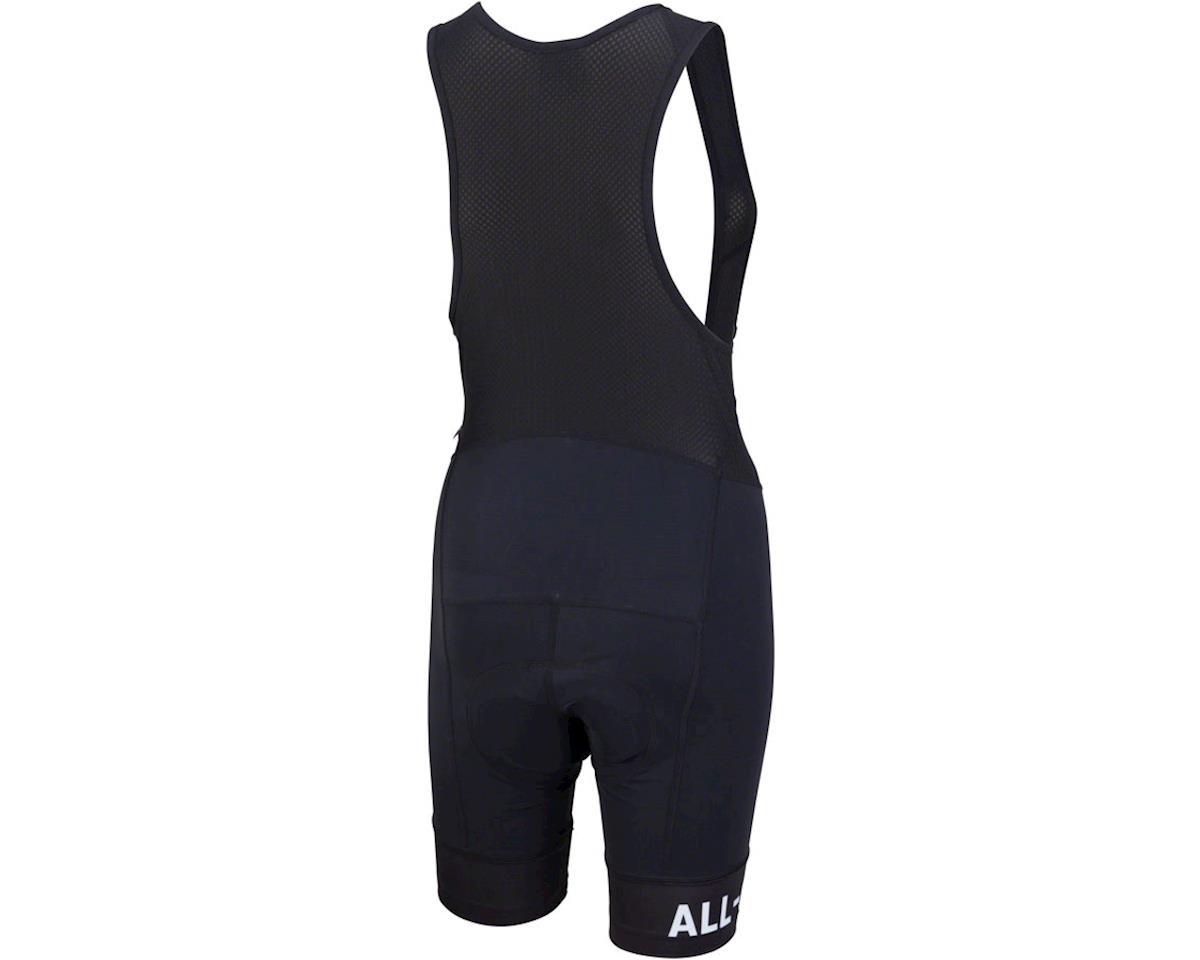 All-City Perennial Women's Bib Short: Black LG (M)