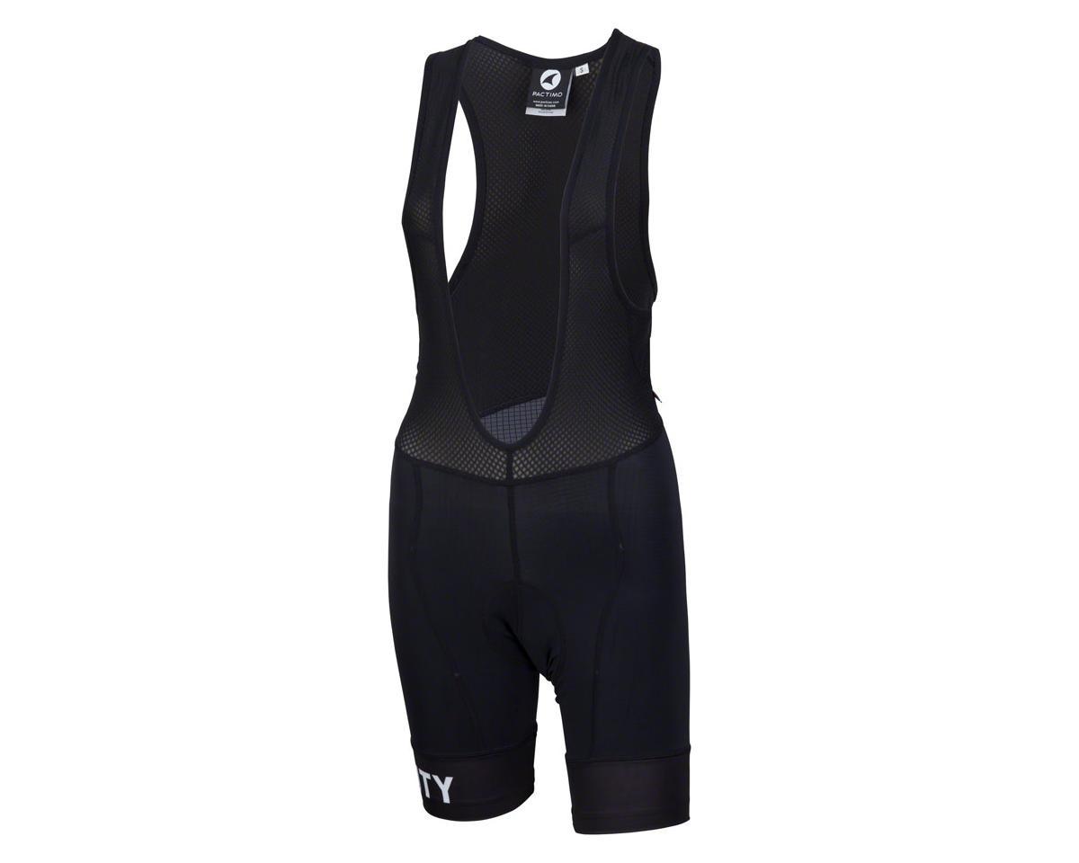 Image 1 for All-City Perennial Women's Bib Short (Black) (XL)