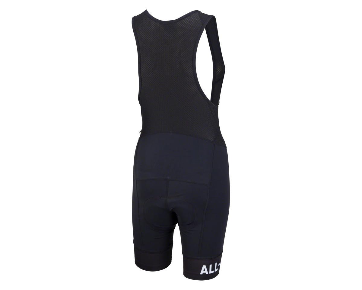Image 2 for All-City Perennial Women's Bib Short (Black) (XL)