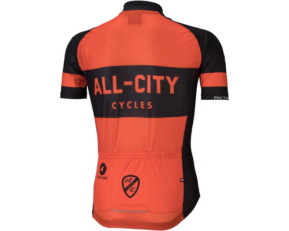 All-City Classic Men's Jersey (Orange) (L)