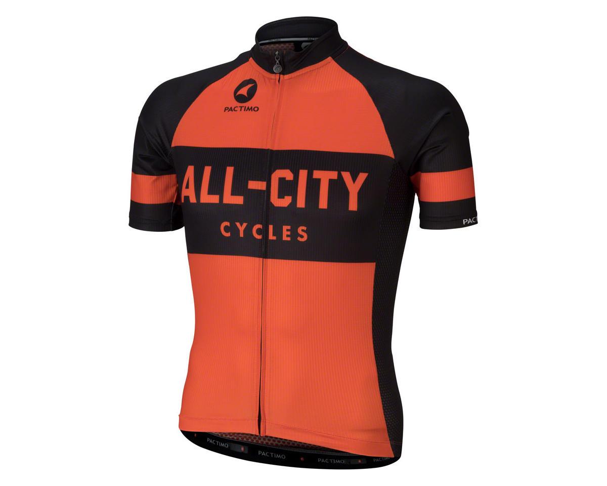 All-City Classic Men's Jersey (Orange) (M)