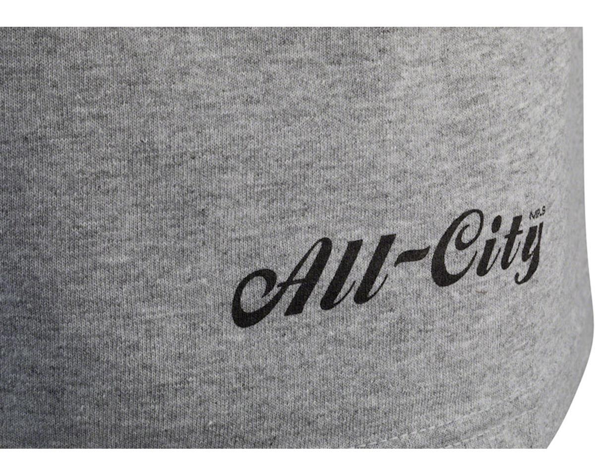 All-City Bike Riders Make Better Lovers T-Shirt (Gray) (XL)