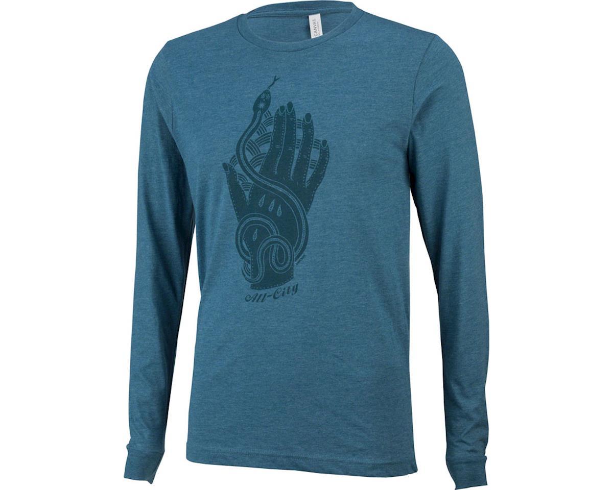 All-City/ DeerJerk Collaboration T-Shirt: Teal XL