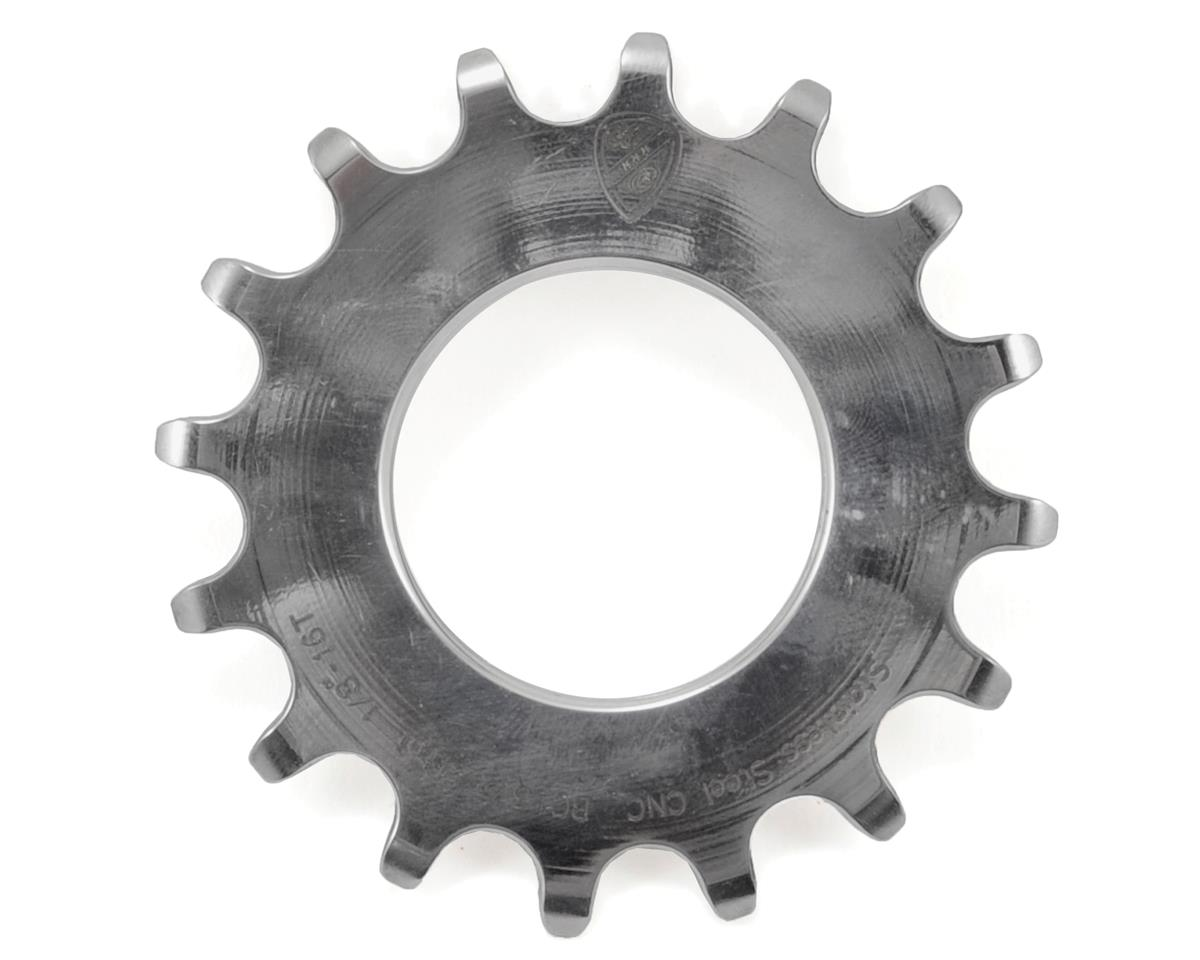 "All-City 1/8"" Single Speed Cog (Stainless Steel) (16T)"