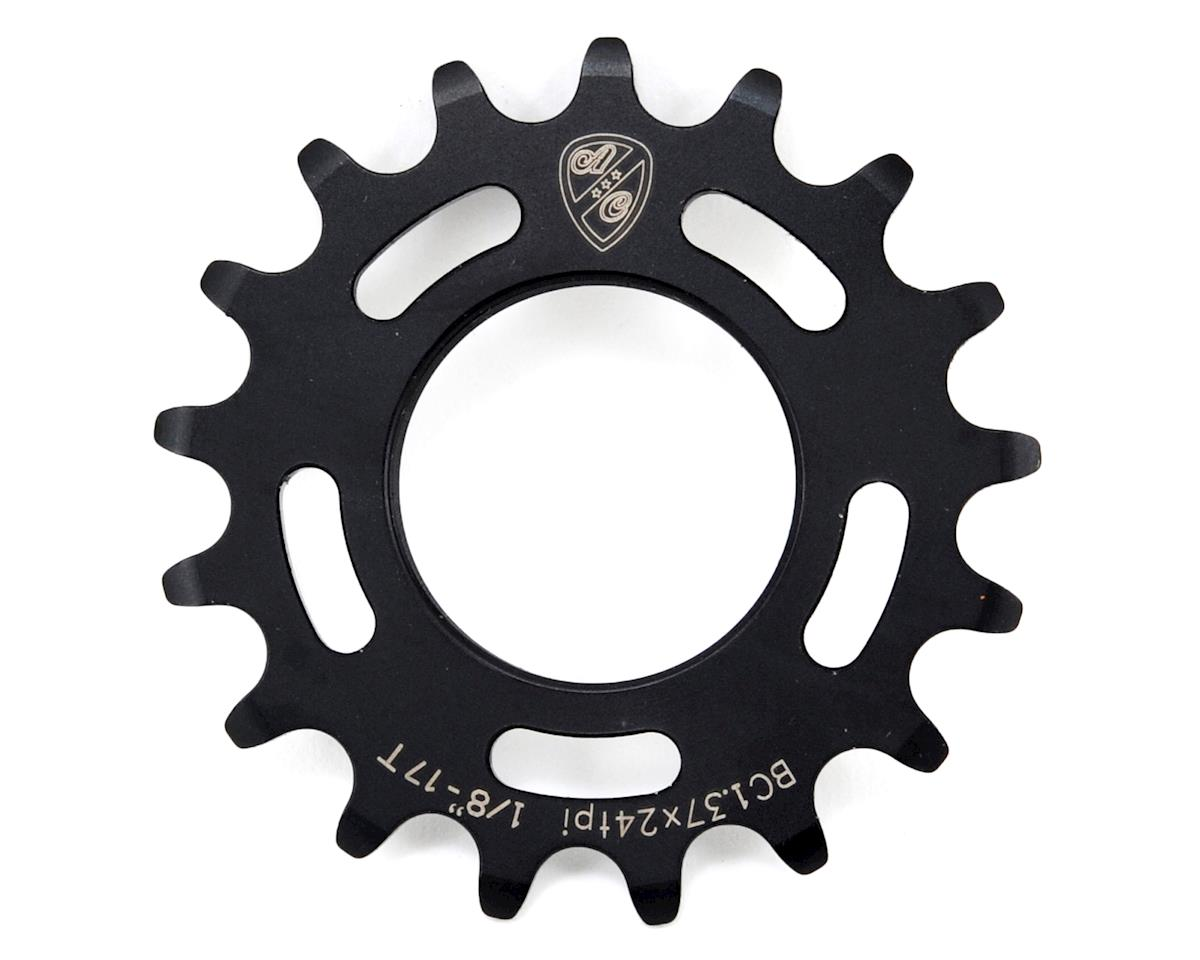 "1/8"" Single Speed Cog (Black) (17T)"