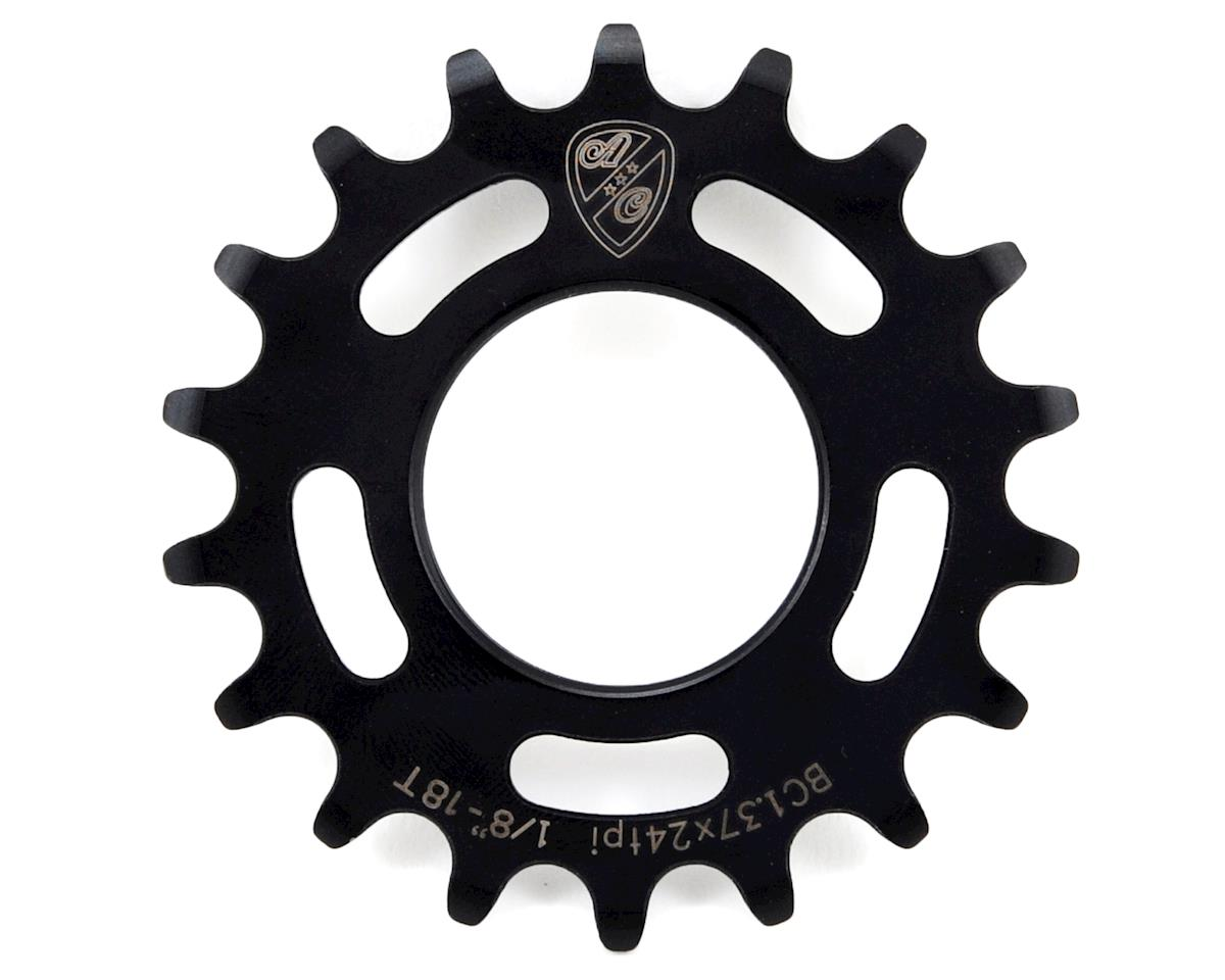 "All-City 1/8"" Single Speed Cog (Black) (18T)"