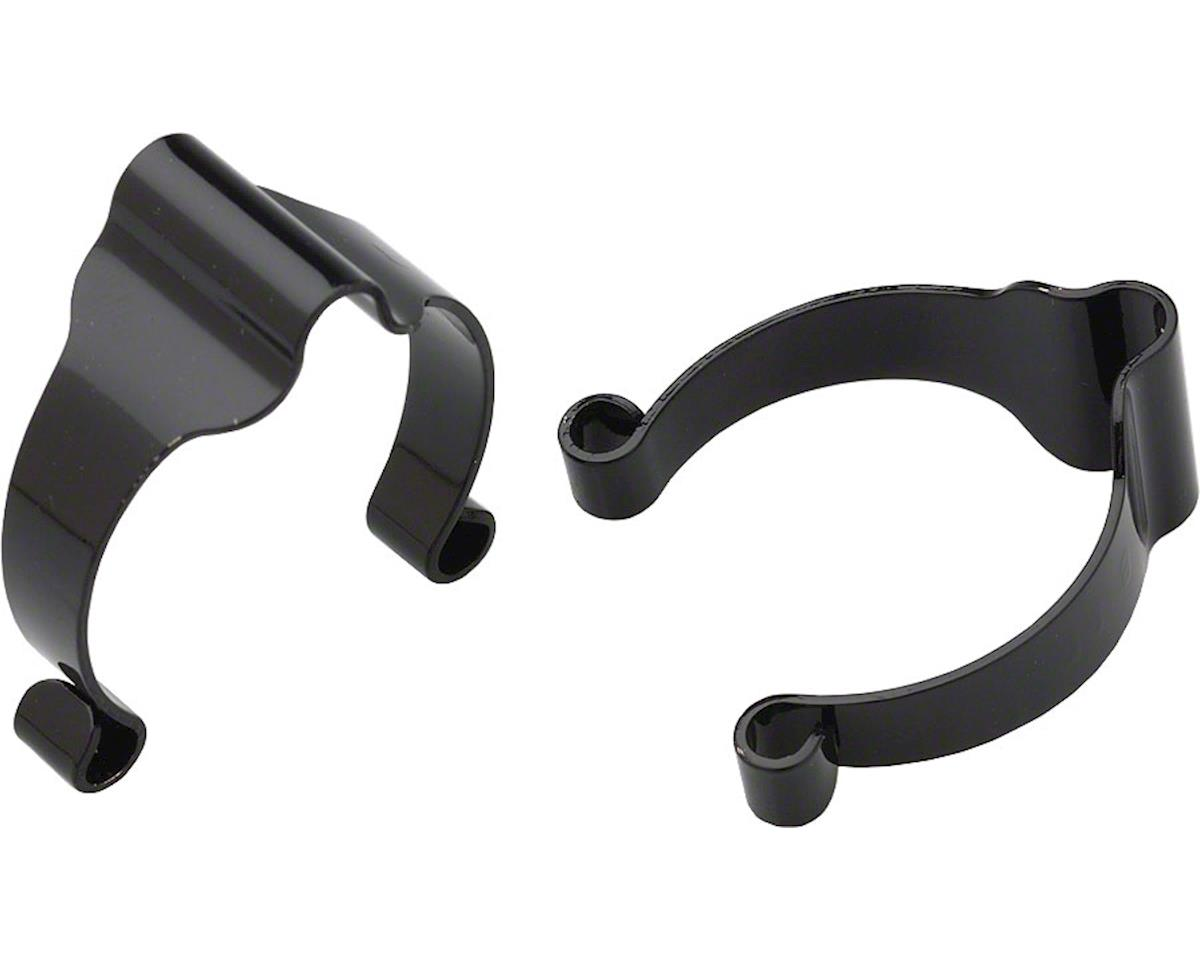 All-City Cable Housing Clamps (Black)