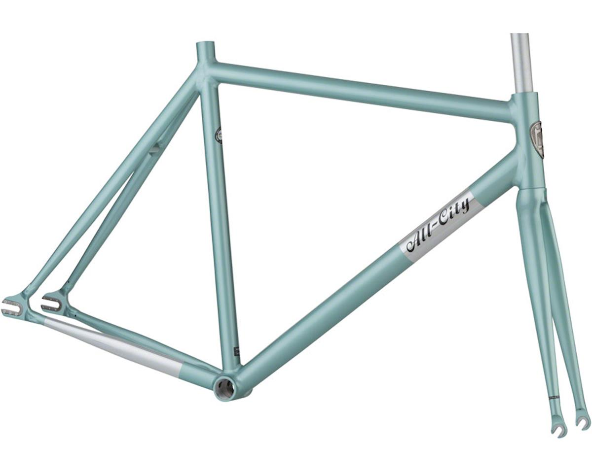 All-City 46cm Aluminum Thunderdome Frameset (Mint)