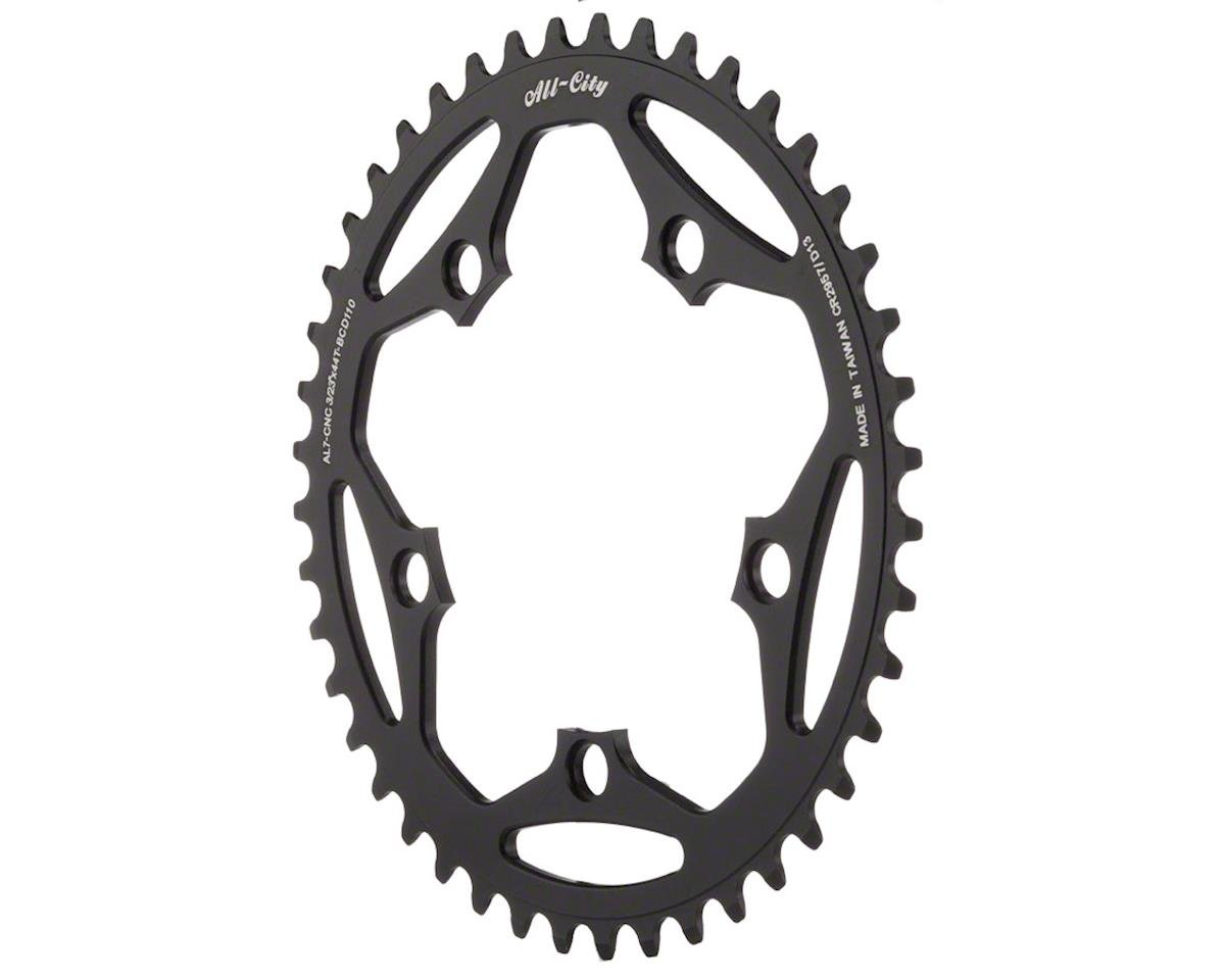 All-City Cross Ring (Black) (110mm BCD) (44T)