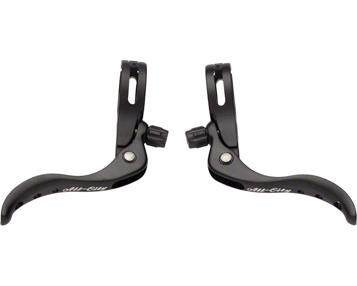 All-City Cross Levers (31.8mm)