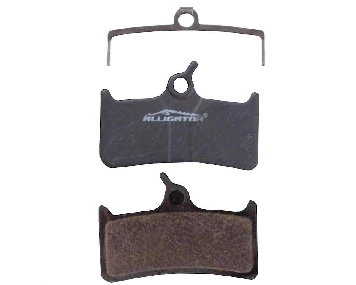 Alligator Disc pads, Shimano 755, Hope Mono M4 semi-metallic