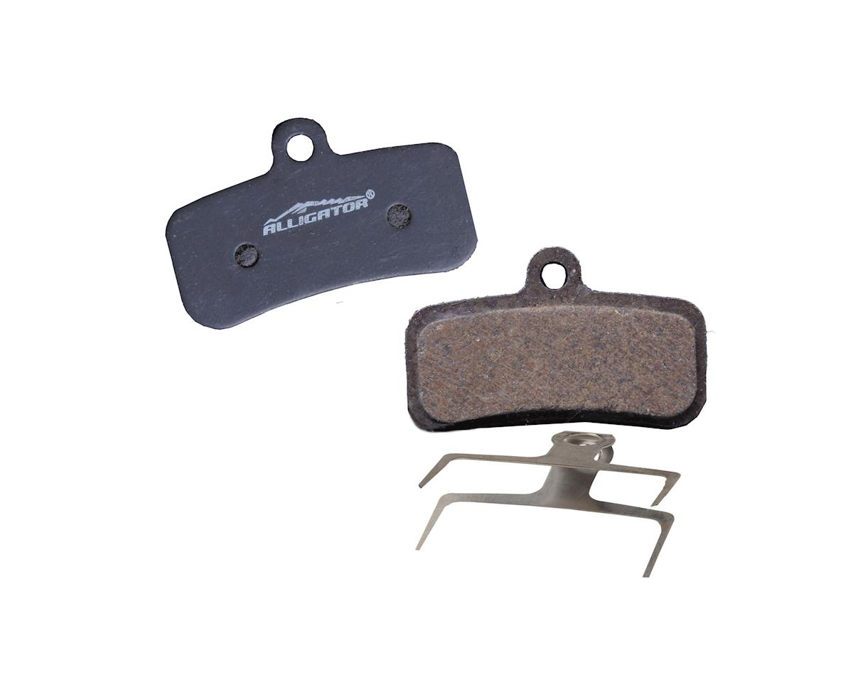 Alligator Disc pads, Shimano Saint 4-piston - semi-metallic