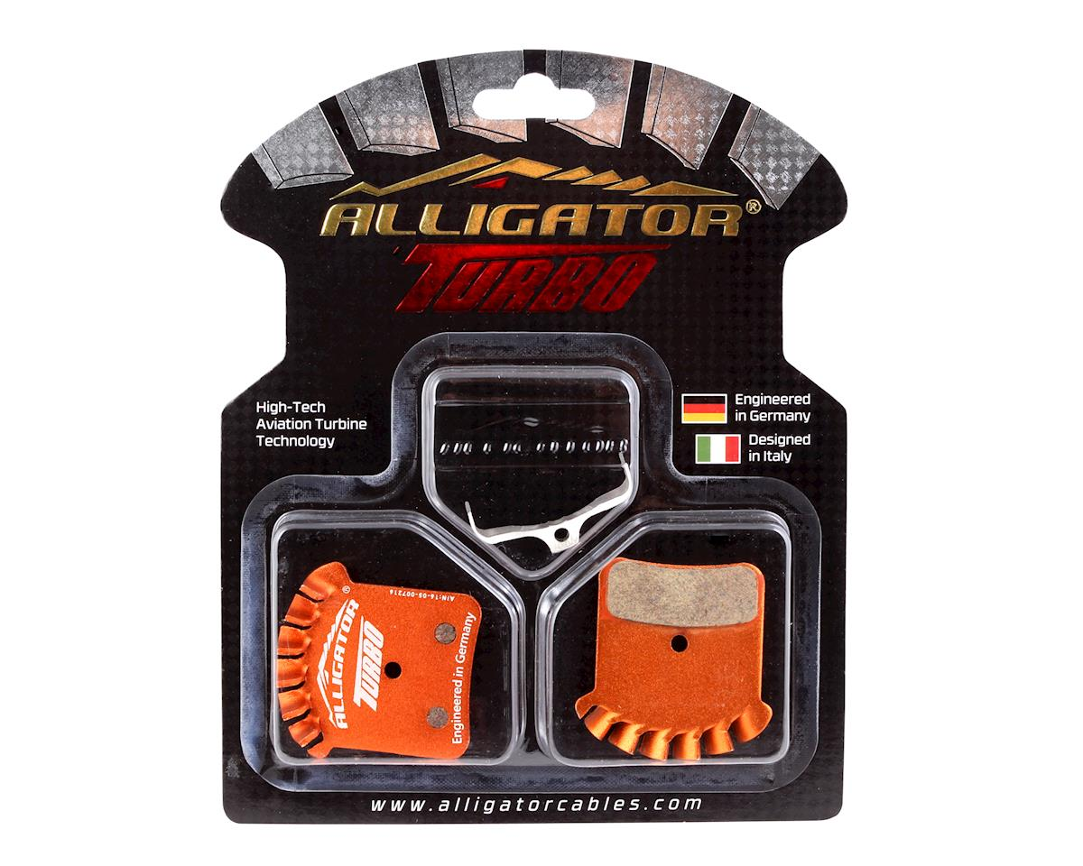 Alligator Turbo disc pads, Shimano Saint M810/820, Zee M640