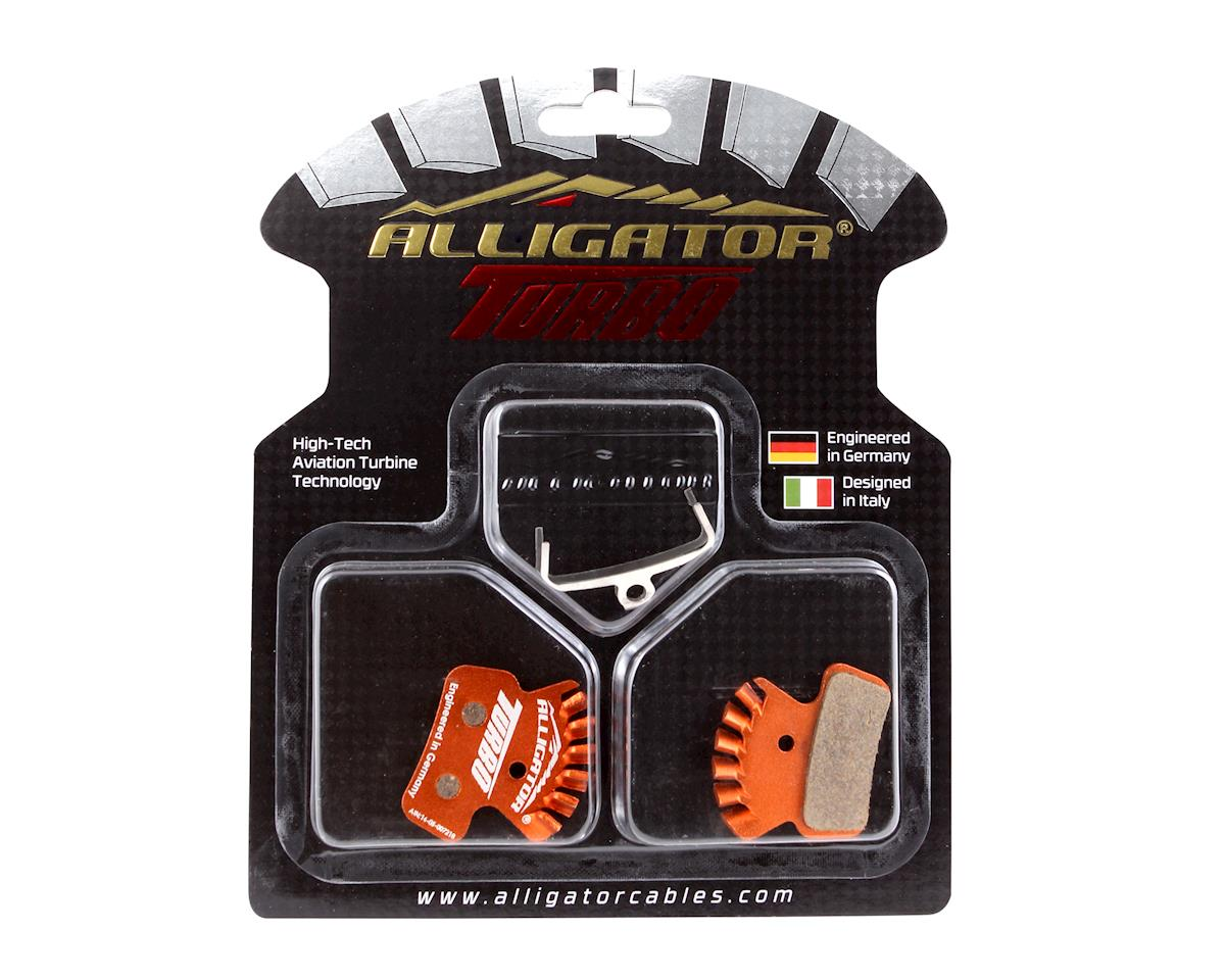 Alligator Turbo disc pads, Avid XO/9/7 Trail, SRAM Guide