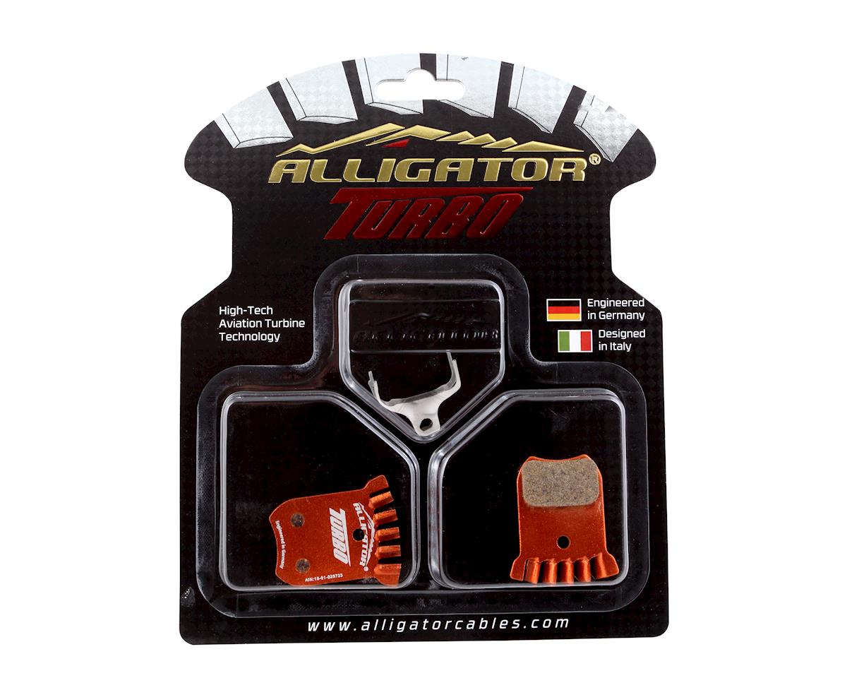 Alligator Turbo disc pads, Shimano Ultegra RS505, RS805