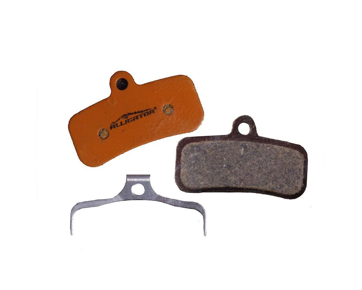 Alligator Disc pads, Shimano Saint 4-piston - organic
