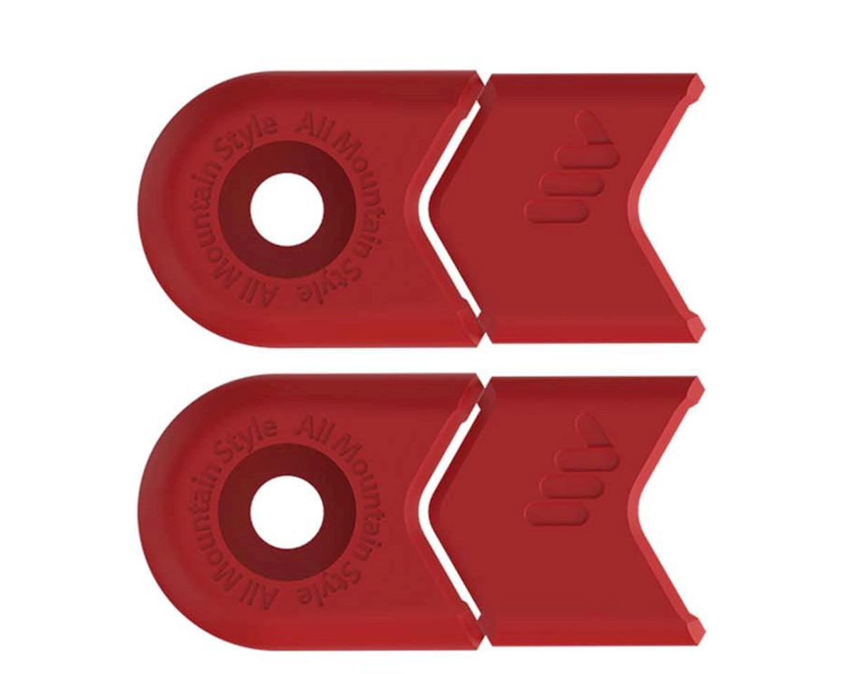 All Mountain Style Crank Defender (Red)