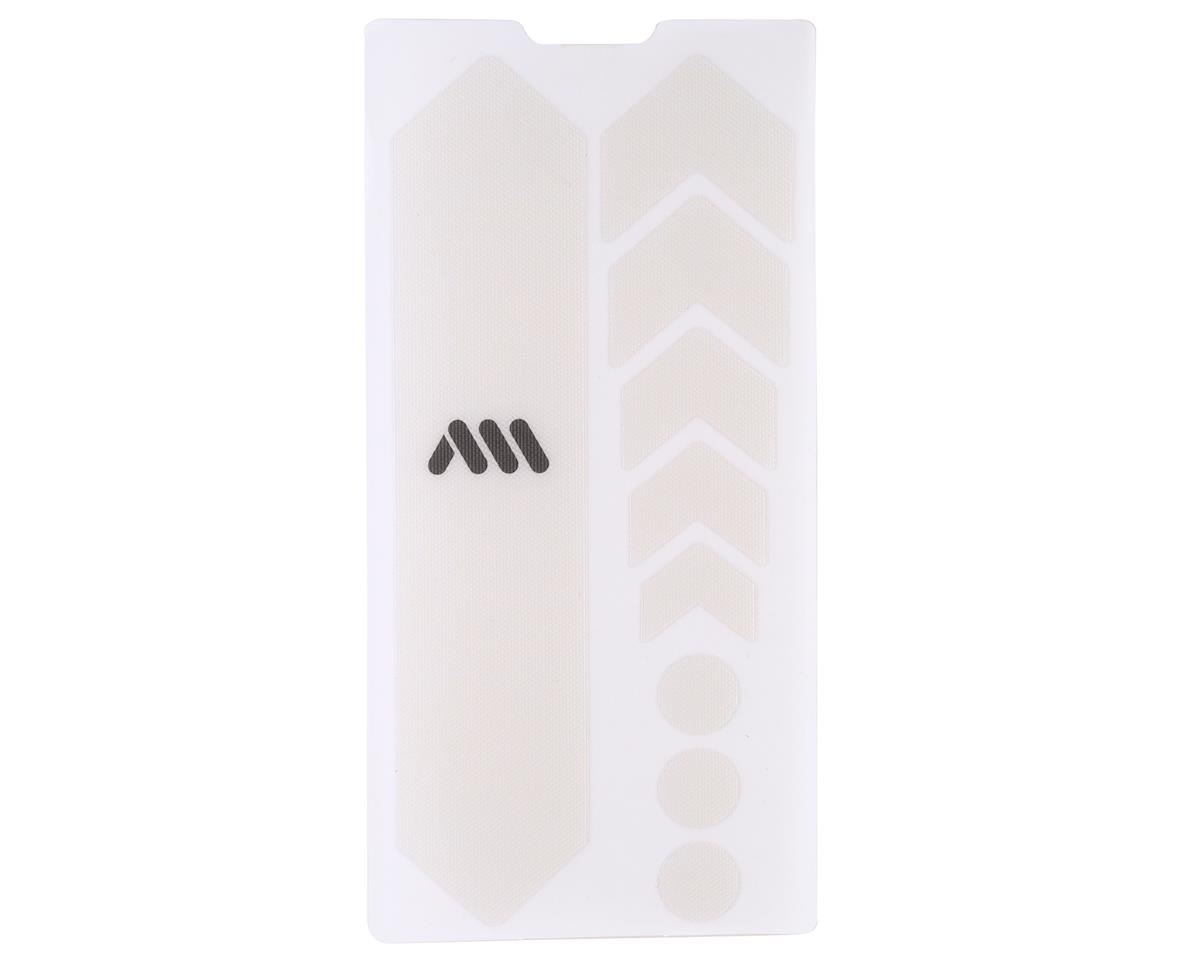 All Mountain Style Honeycomb Frame Guard (Clear)