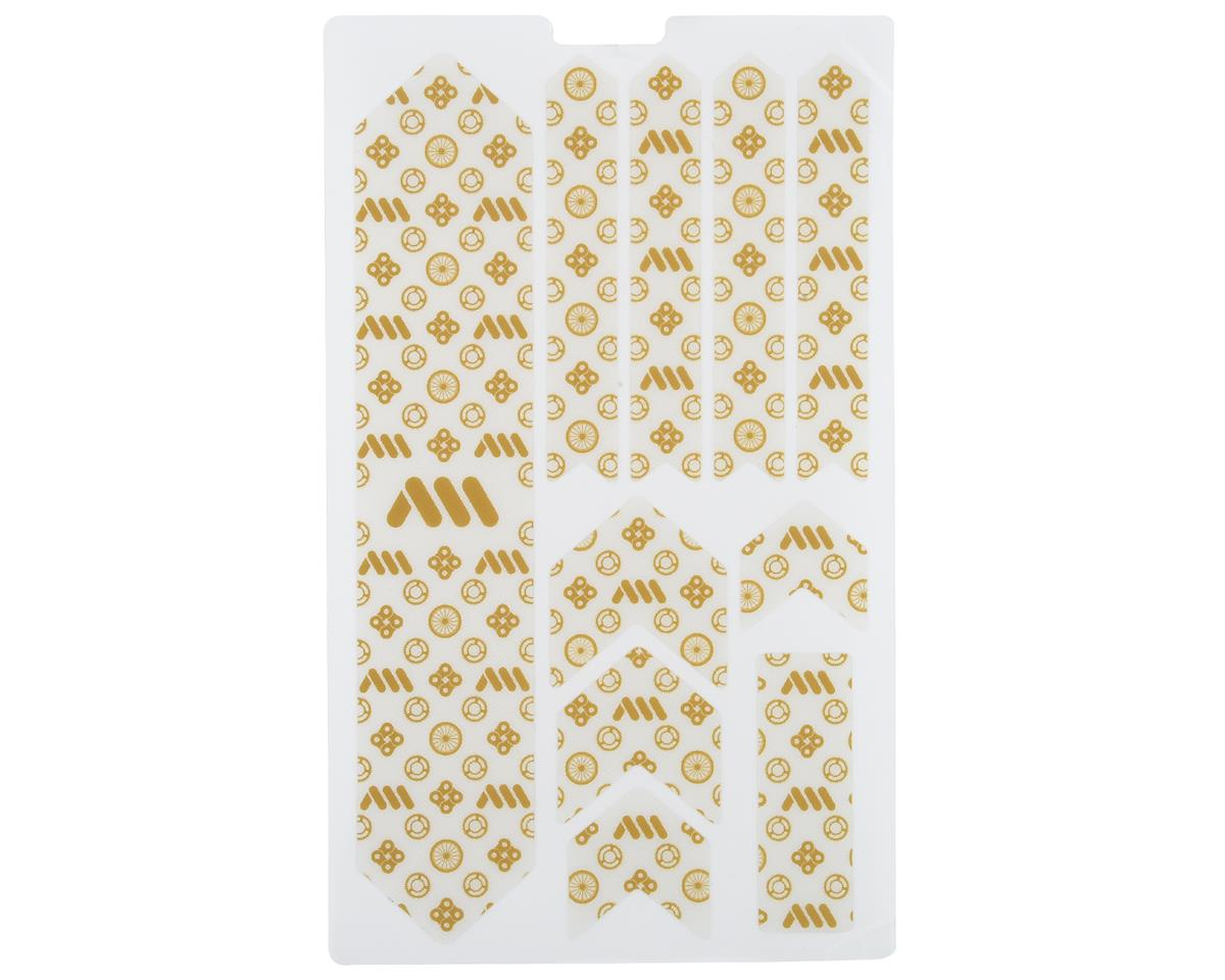 All Mountain Style Honeycomb Frame Guard (Gold/Couture)