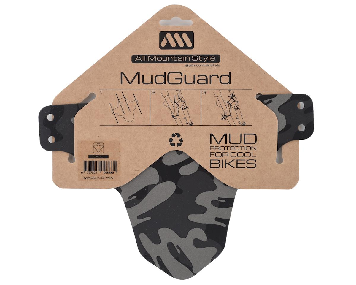 All Mountain Style Mud Guard (Camo/Black)