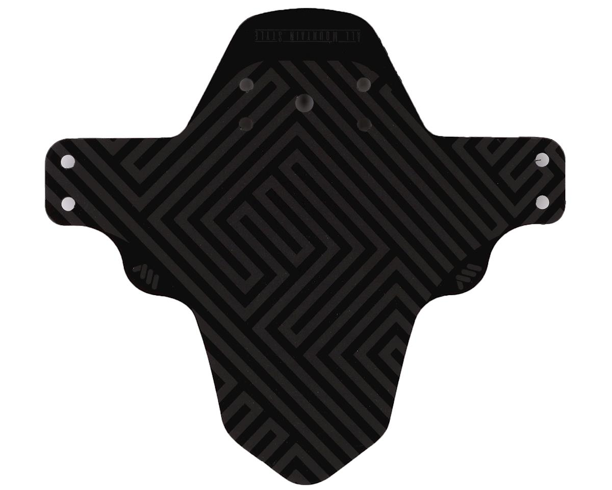 All Mountain Style Mud Guard (Maze)