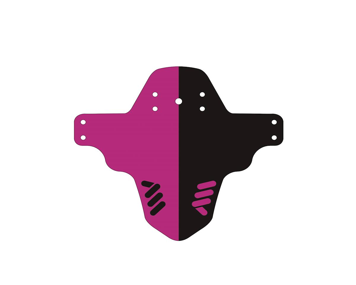 All Mountain Style Mud Guard (Magenta/Black)