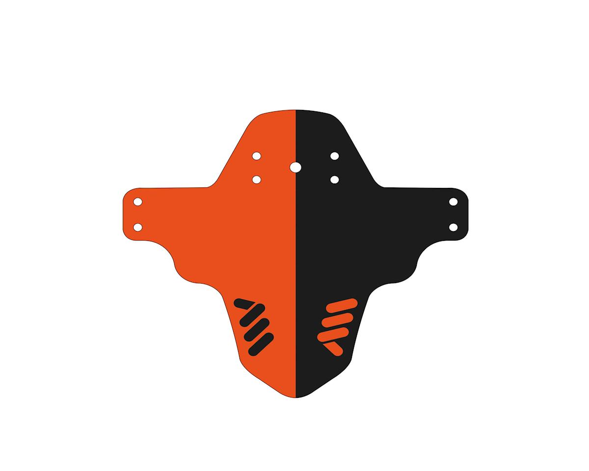 All Mountain Style Mud Guard (Orange/Black)