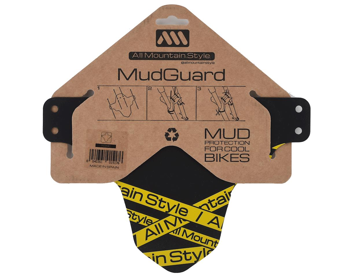 All Mountain Style Mud Guard (Toxic/Yellow)
