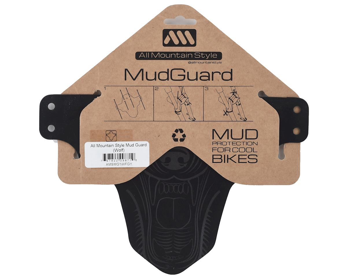 All Mountain Style Mud Guard (Wolf)