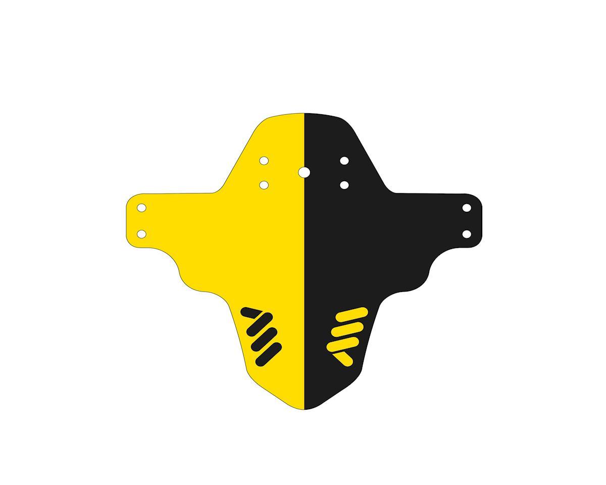 All Mountain Style Mud Guard (Yellow/Black)
