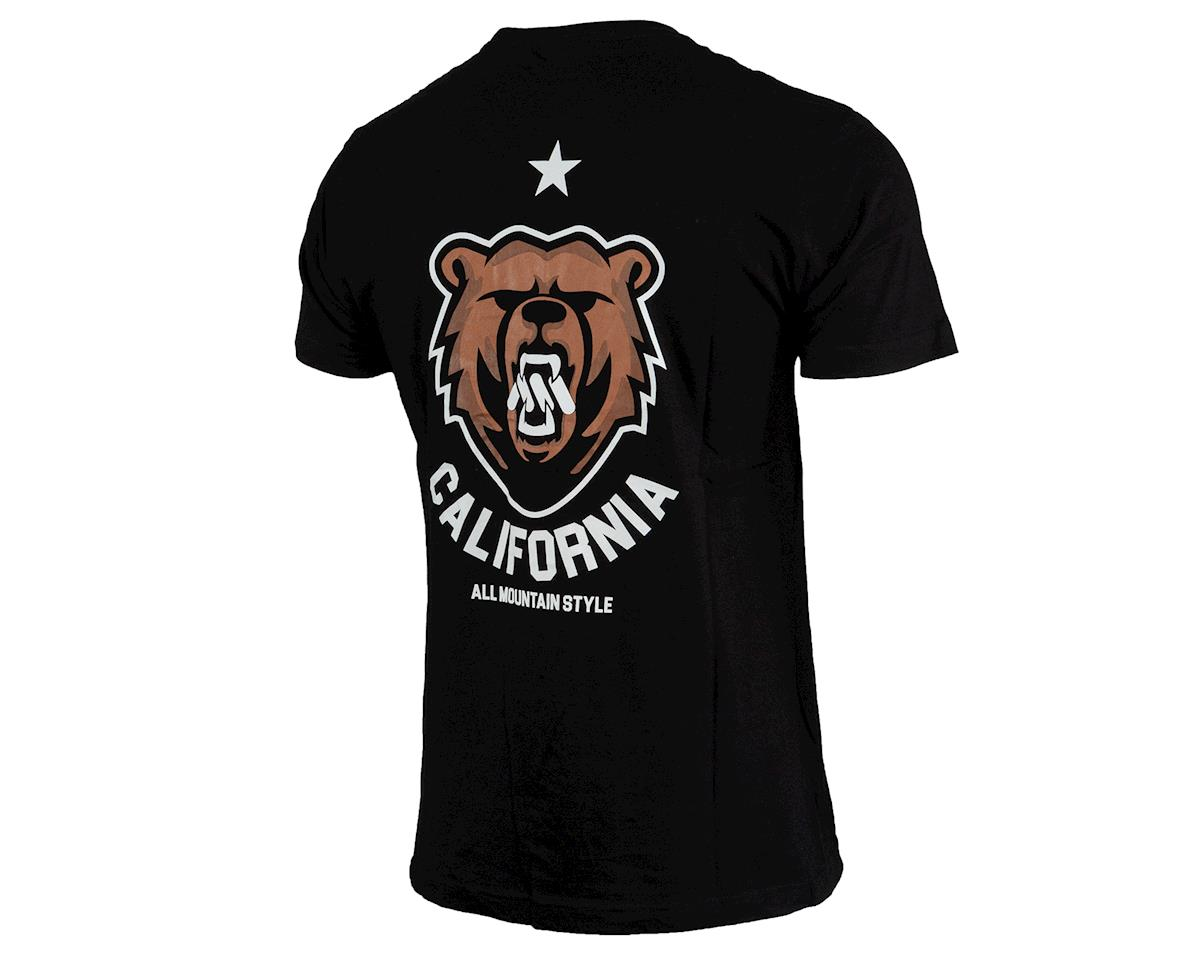 All Mountain Style California Bear Tee (Black) (XL)