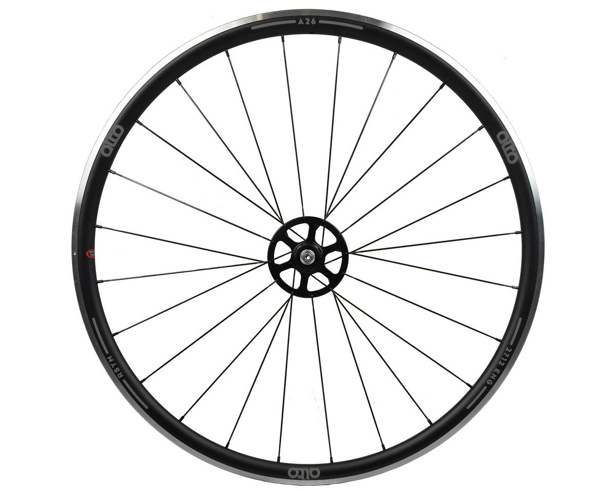 Alto Wheels A26 Rear Aluminum Road Wheel (Grey)