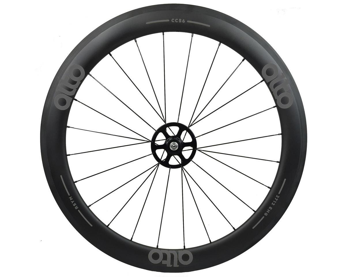 Alto Wheels CT56 Carbon Rear Road Tubular Wheel (Grey)