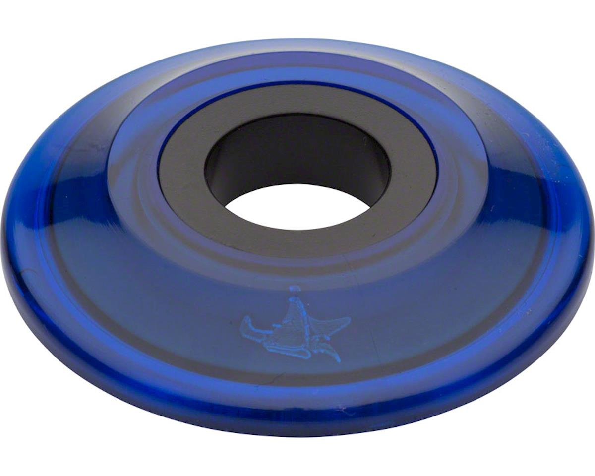 PYN Front Hub Guard Blue