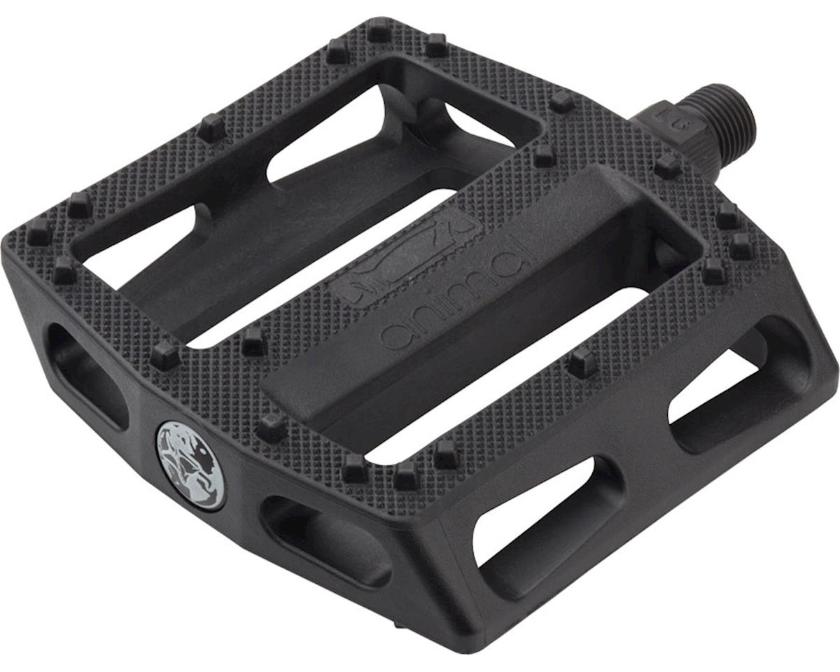 Animal Rat Trap Pedals Black