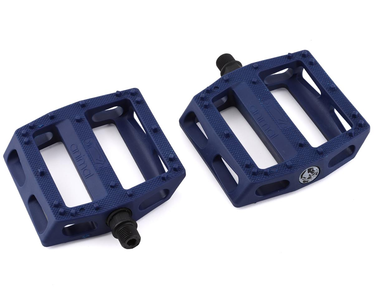 Animal Rat Trap Pedals Blue