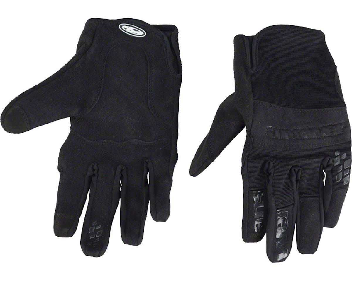 Answer Enduro Full Finger Glove: Stealth Black XL
