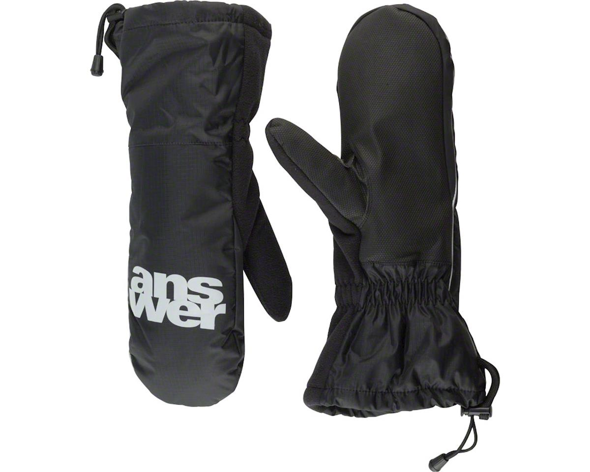 Answer Products Answer Chakka Deep Winter Mitt: Black XL