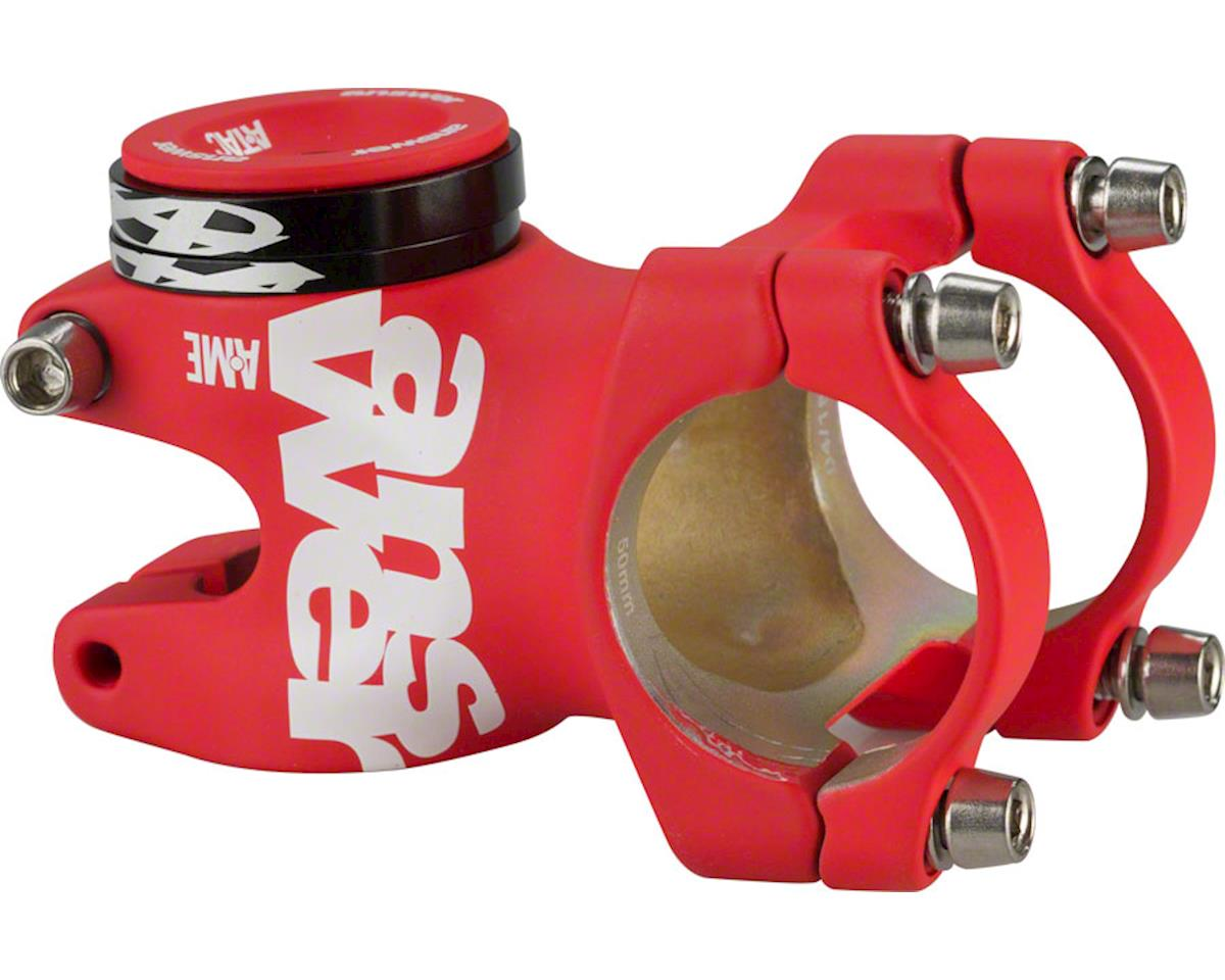 Answer ATAC AME 31.8 Stem 50mm +/- 0 Degree, Red