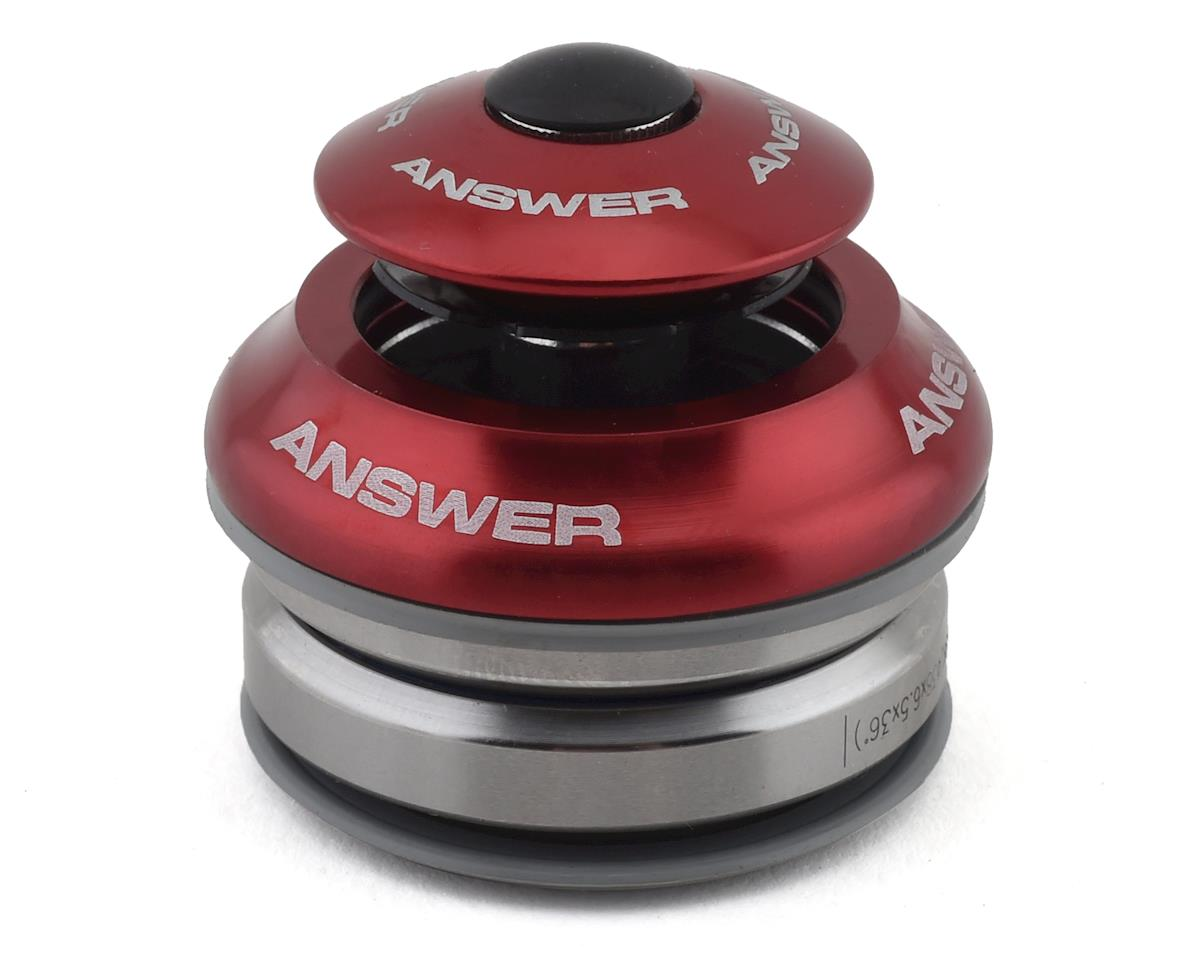 "Answer Integrated Headset (Red) (1"")"