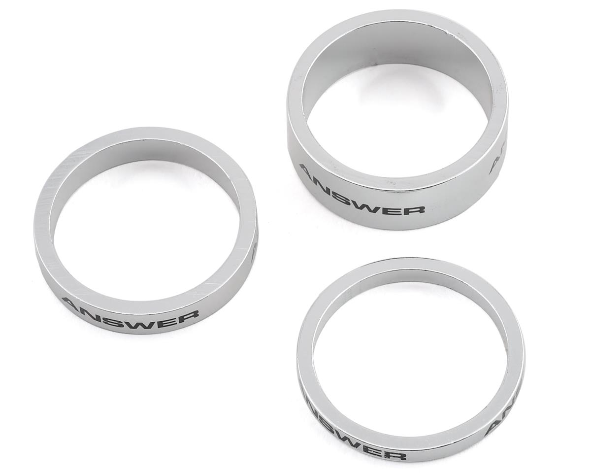 Answer Alloy Spacer (Polished) (3 Pack)