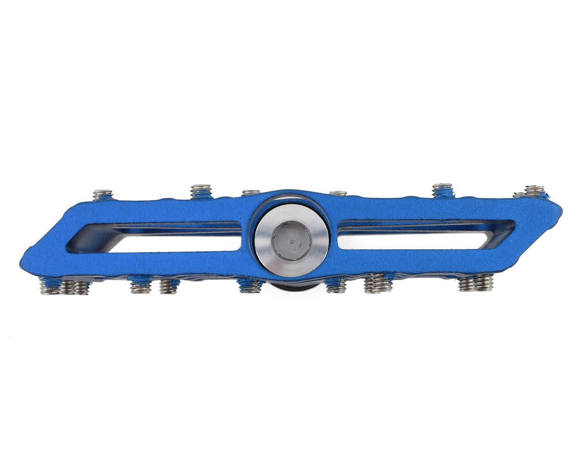Image 2 for Answer MPH JR Flat Pedals (Blue)