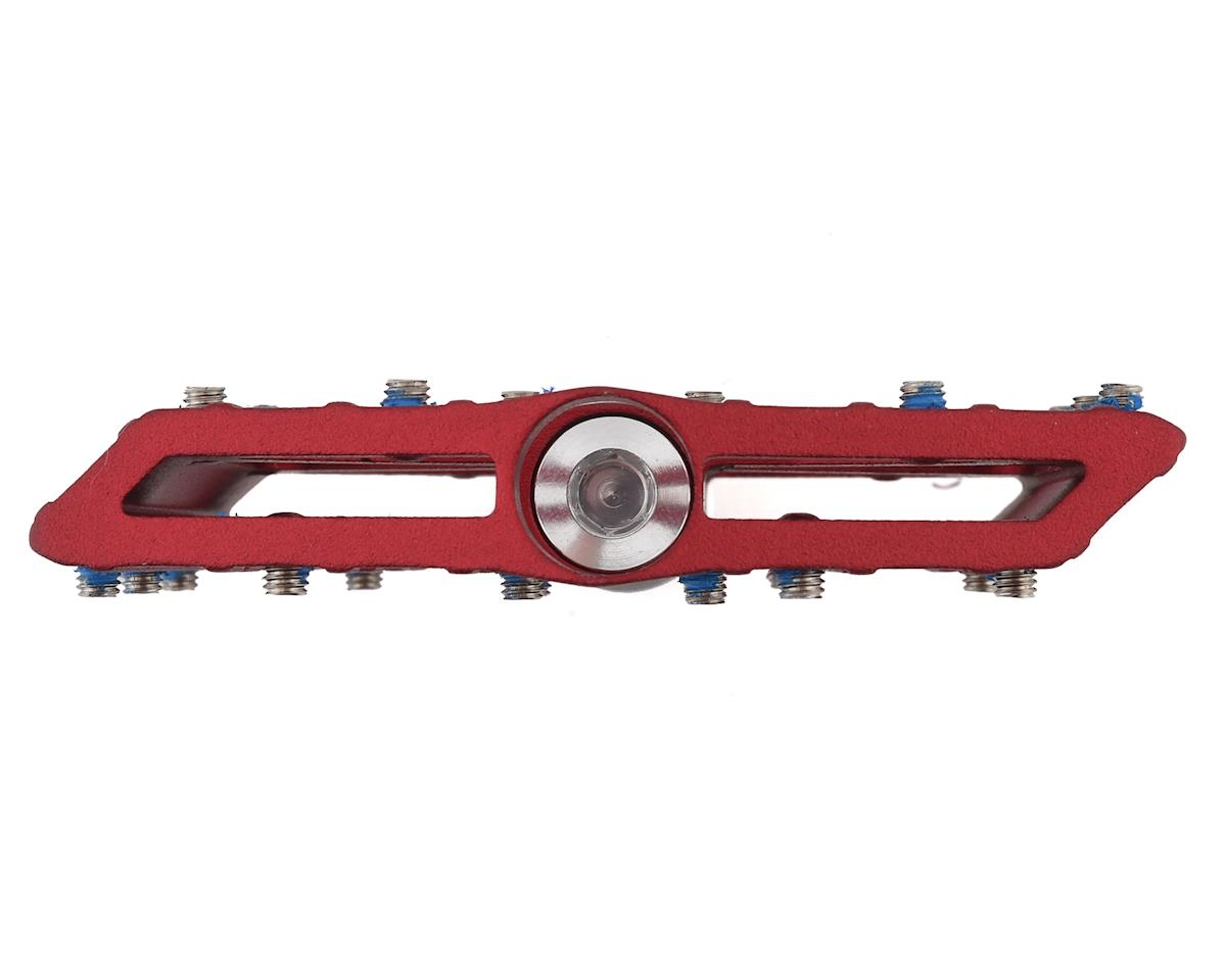 Image 2 for Answer MPH JR Flat Pedals (Red)