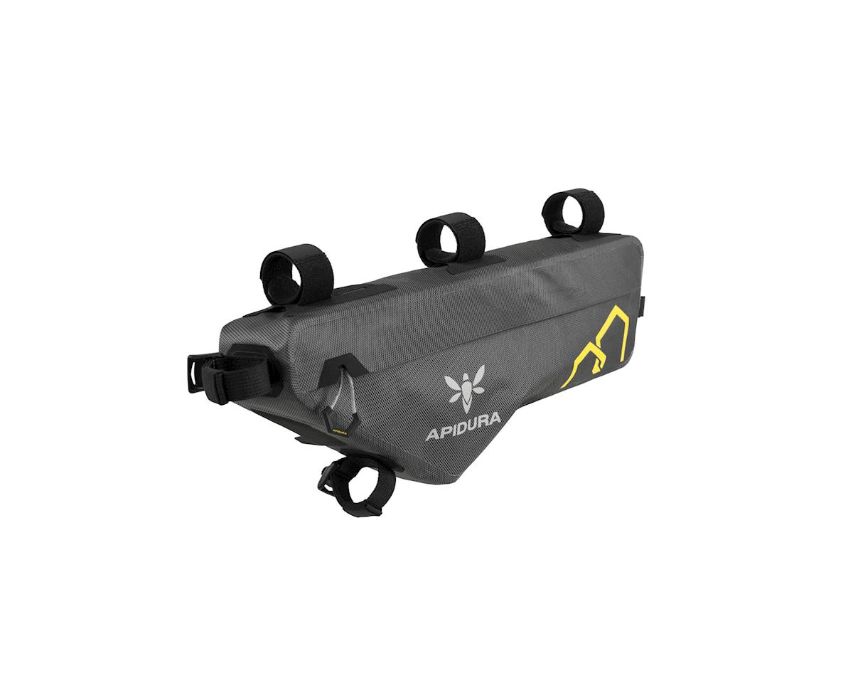 Apidura Frame Pack Dry, medium - grey/black (4.5L)