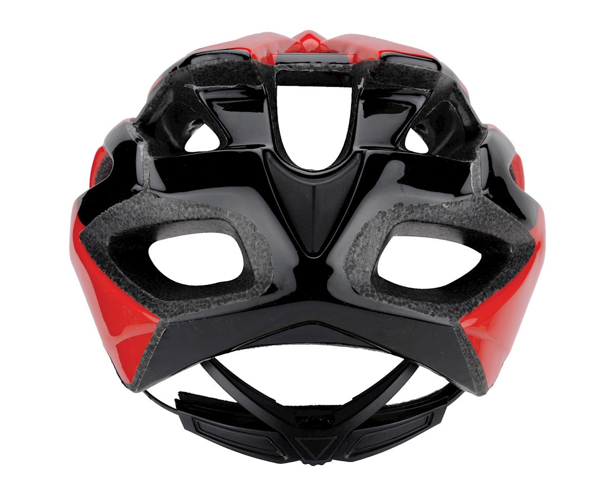 Image 3 for Ascent Corso Road Helmet (Black/Red)